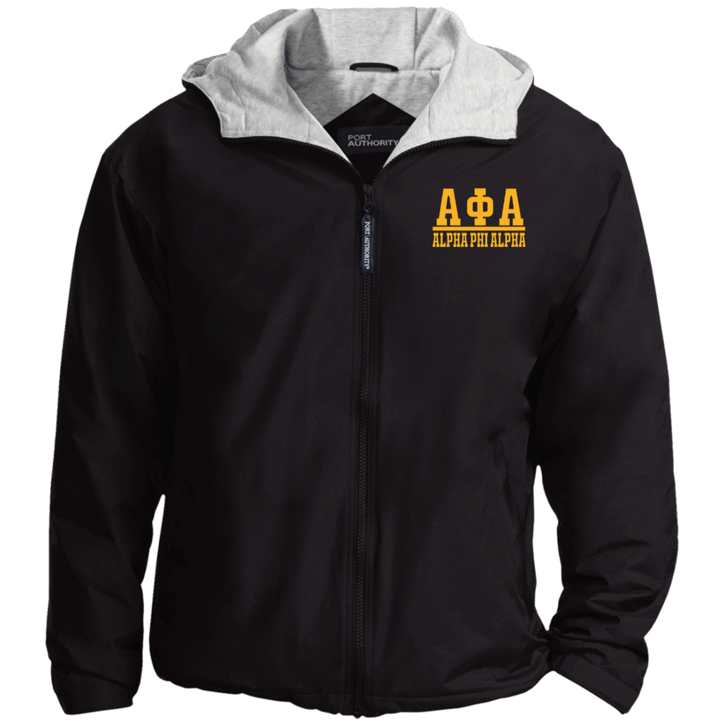 Alpha Phi Alpha Embroidered Team Jacket