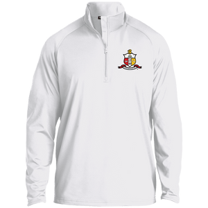 Kappa Alpha Psi 1/2 Zip Raglan Performance Pullover
