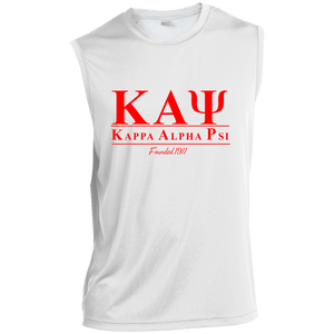 Kappa Alpha Psi Sleeveless Performance T Shirt