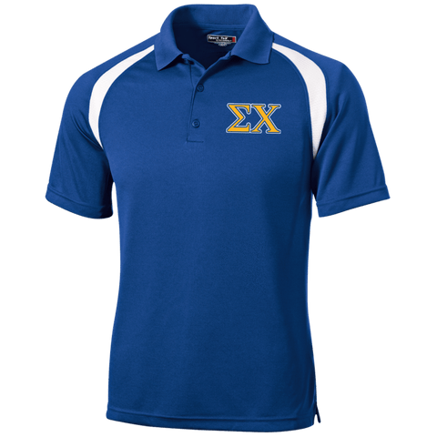 Sigma Chi Golf Shirt