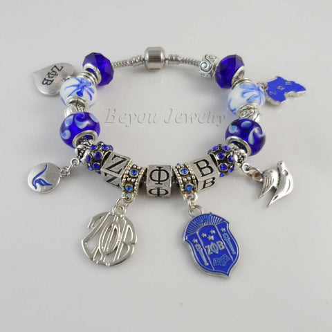 Newest Zeta Phi Beta Bracelet