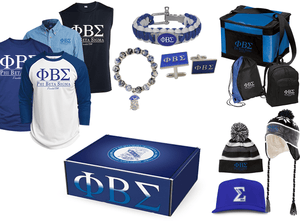 Phi Beta Sigma Monthly Subscription Box