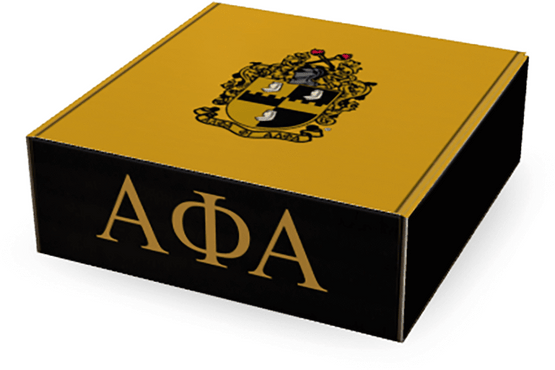 Alpha Phi Alpha Sphinx Box - 1 Month
