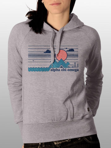 Alpha Chi Omega Asia Long Sleeves