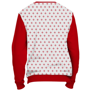 Delta Sigma Theta Ugly Christmas Sweater