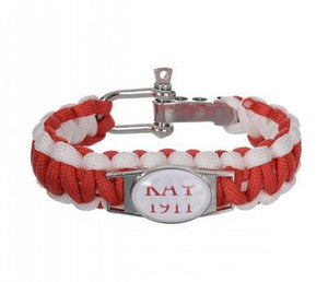 Kappa Alpha Psi Adjustable Bracelet