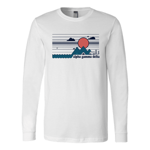 Alpha Gamma Delta Asia Long Sleeves