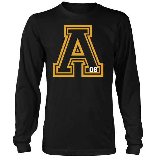 Alpha Phi Alpha Varsity Long Sleeve
