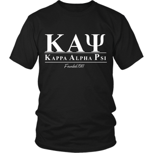 Kappa Alpha Psi Collegiate Tee