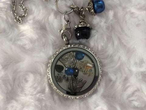 Transformers  Inspired  Memory Locket  Autobot Transformers Necklace