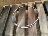 Strong Is Beautiful Wire Bangle