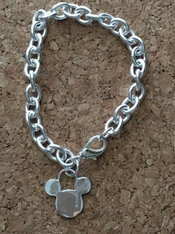 Mickey Mouse Inspired Bracelet USA Seller Free Shipping
