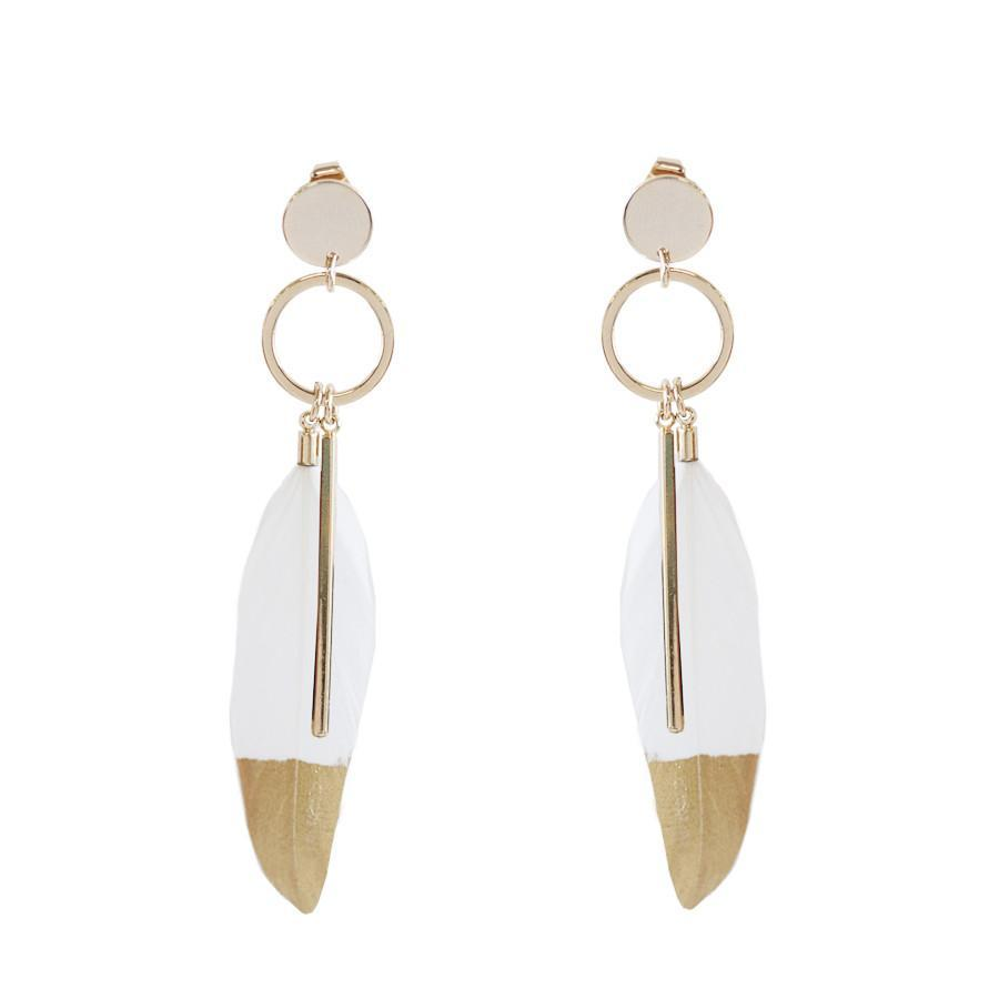 Wanderlust + Co - Take Flight Earrings