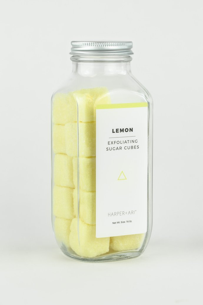 Lemon Sugar Cubes By Harper + Ari