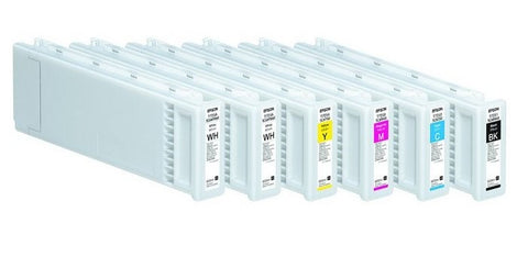 Epson Genuine ink cartridges F2000 UltraChrome DG 600mL