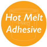 Hot melt adhesive powder