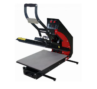 Heatpress Senko 20, auto Release with Slide-out Press Bed