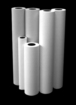 Semi Glass inkjet photo paper (Fogra}, 30m Rolls 190 GSM