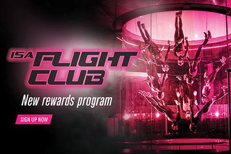 ISA Flight Club Membership (2018-19)
