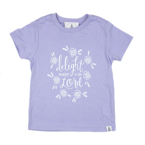 Delight Yourself Shirt - Brave Little Ones   - 1