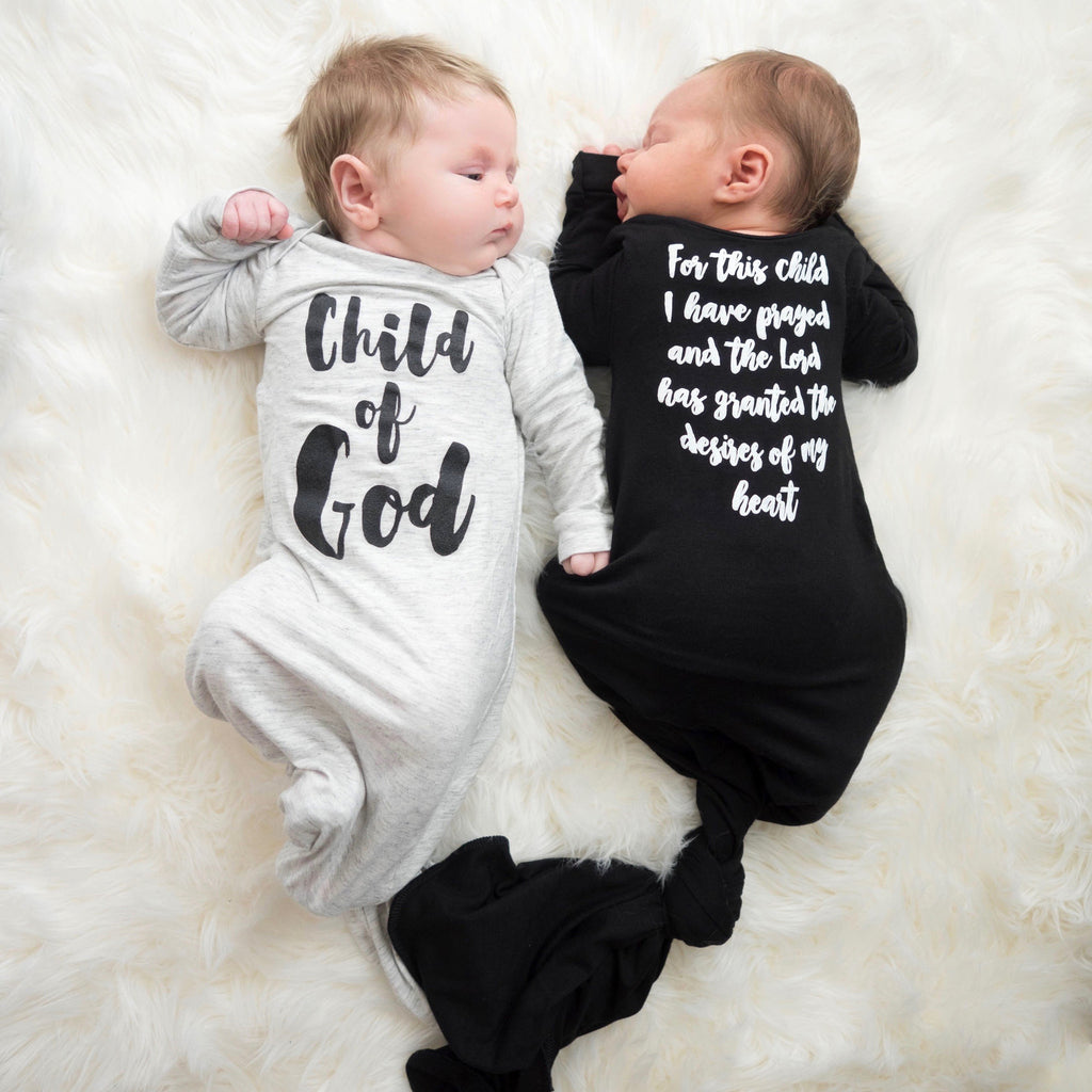 Child of God Gown - Brave Little Ones   - 4