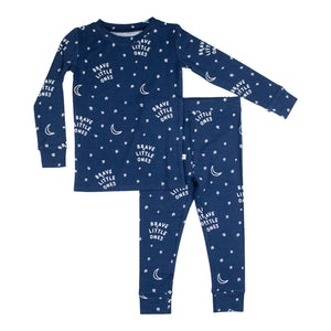 Brave Moons & Stars Two-Piece Set