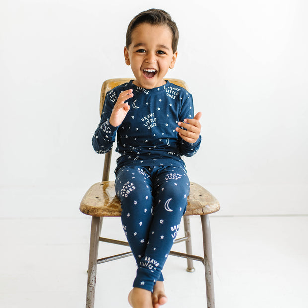 Brave Moons & Stars Two-Piece Set 1