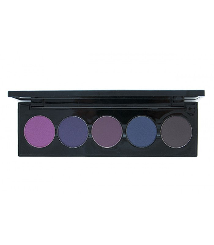 5 Shade Eyeshadow (Bitter Berry)