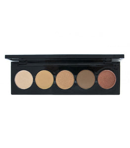5 Shade Eyeshadow (Brown Basics)