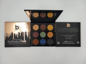 Bloodberry Eyeshadow Palette
