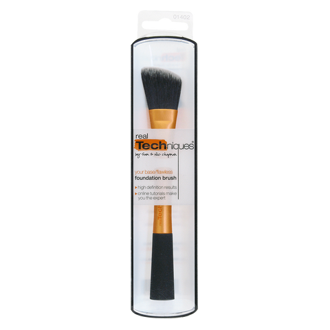 RT- Angled Foundation Brush