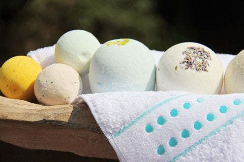 Jamaica Bath Bomb by Decadence Body Shop