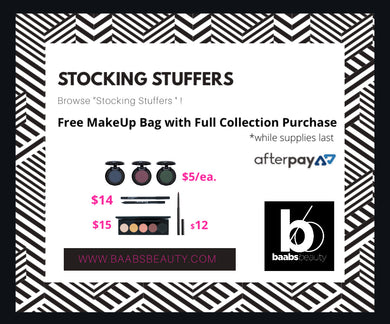 Stocking Stuffer Bundle plus Free Bag
