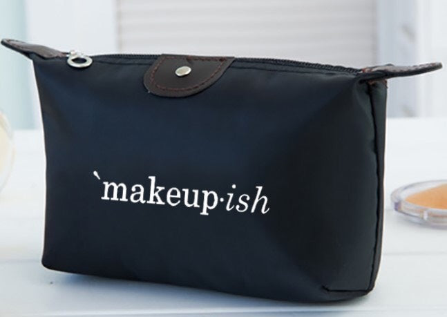 Makeup- Ish Cosmetic Bag
