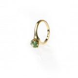 EMERALD SINGLE RING
