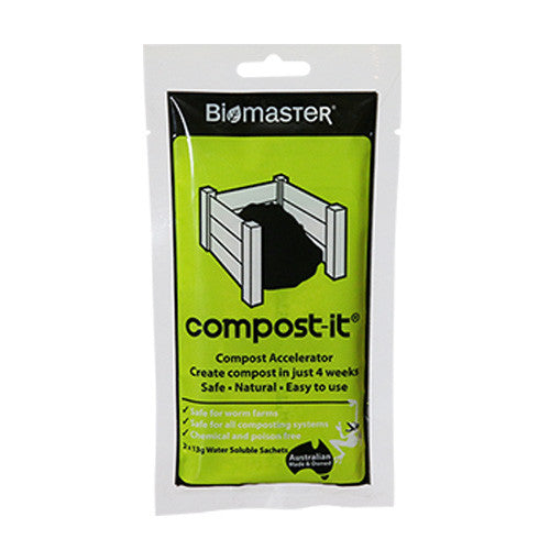 Compost It® 2-Pack - Compost Accelerator