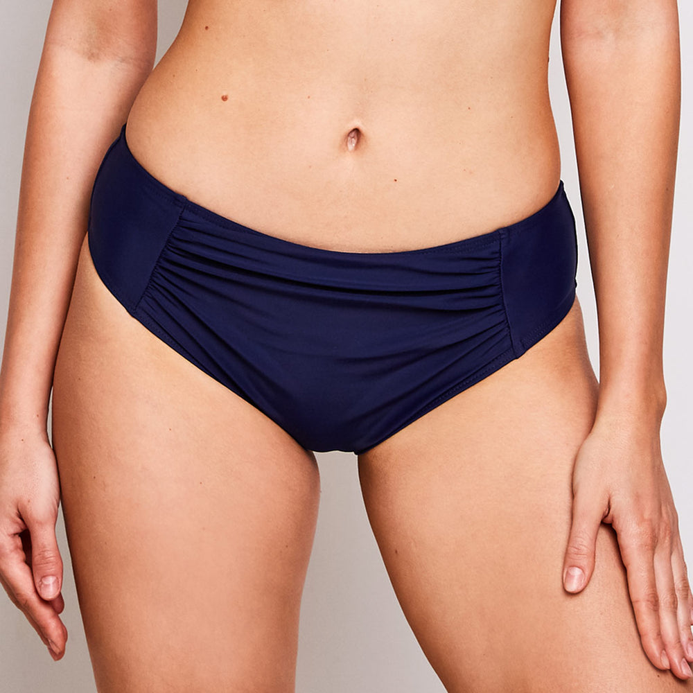Aria Bikini Bottom Navy - 'I love the fact they are made here in Australia'