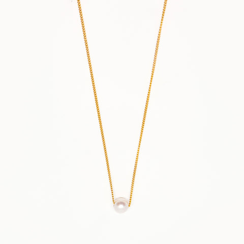 14k Gold Filled Freshwater Pearl Necklace