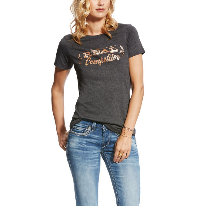 "Ariat ""Real Competitor"" T-Shirt - 2X"