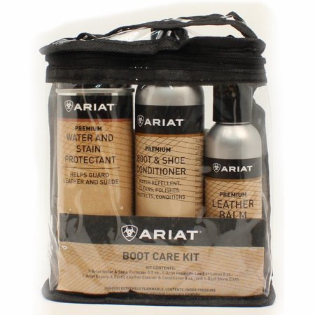 Ariat Premium Boot Care Kit