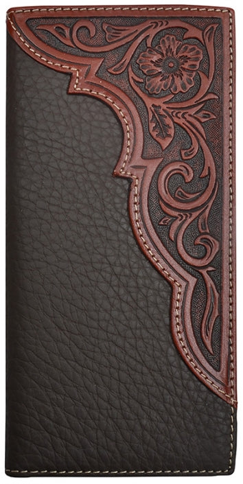 3D Rodeo Wallet/Checkbook Cover