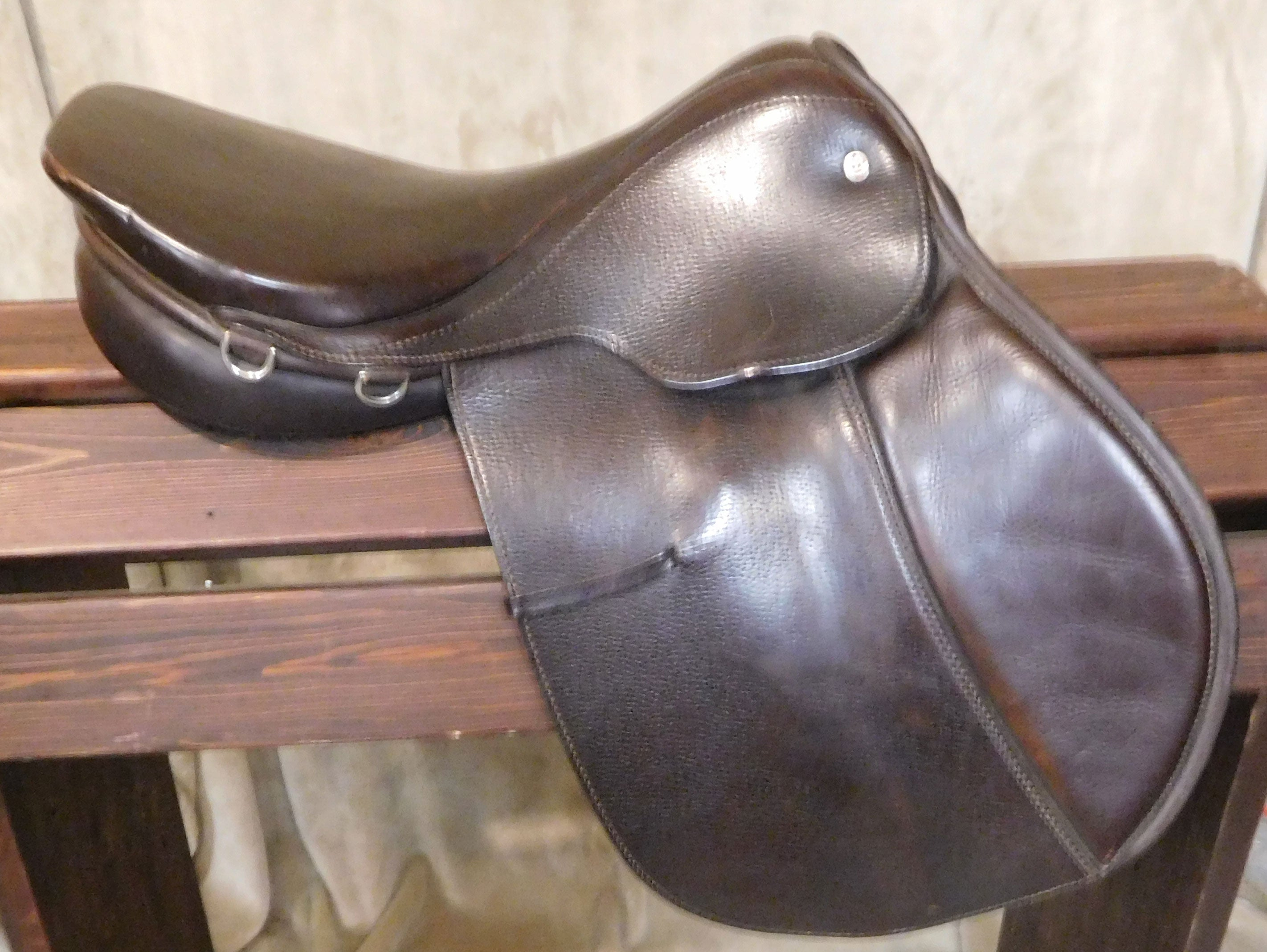"Courbette ""Derby"" All Purpose Hunt Seat Saddle"