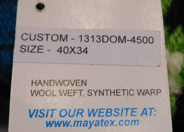 Mayatex Custom Western Saddle Pad