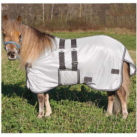 Micro Mesh Fly Sheet for Miniature Horse