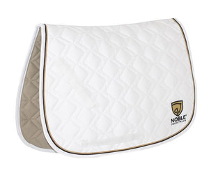 All-Purpose English Saddle Pad by Noble Equestrian