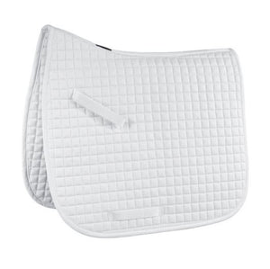 Dressage Saddle Pad - Diamond Quilted