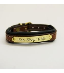 Bracelet - Eat! Sleep! Ride!