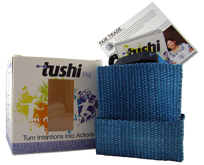 Tushi Pal - Sisal Backstrap Loom