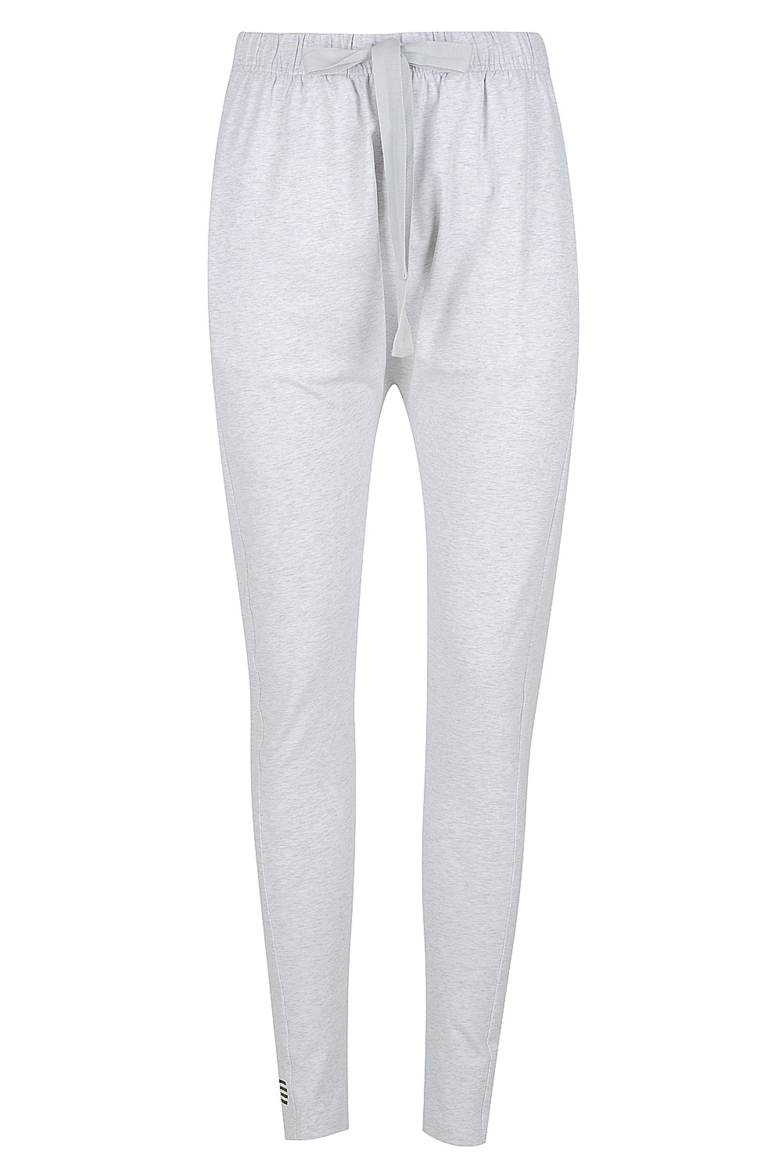 Lightweight Slouch Pant - light grey marle