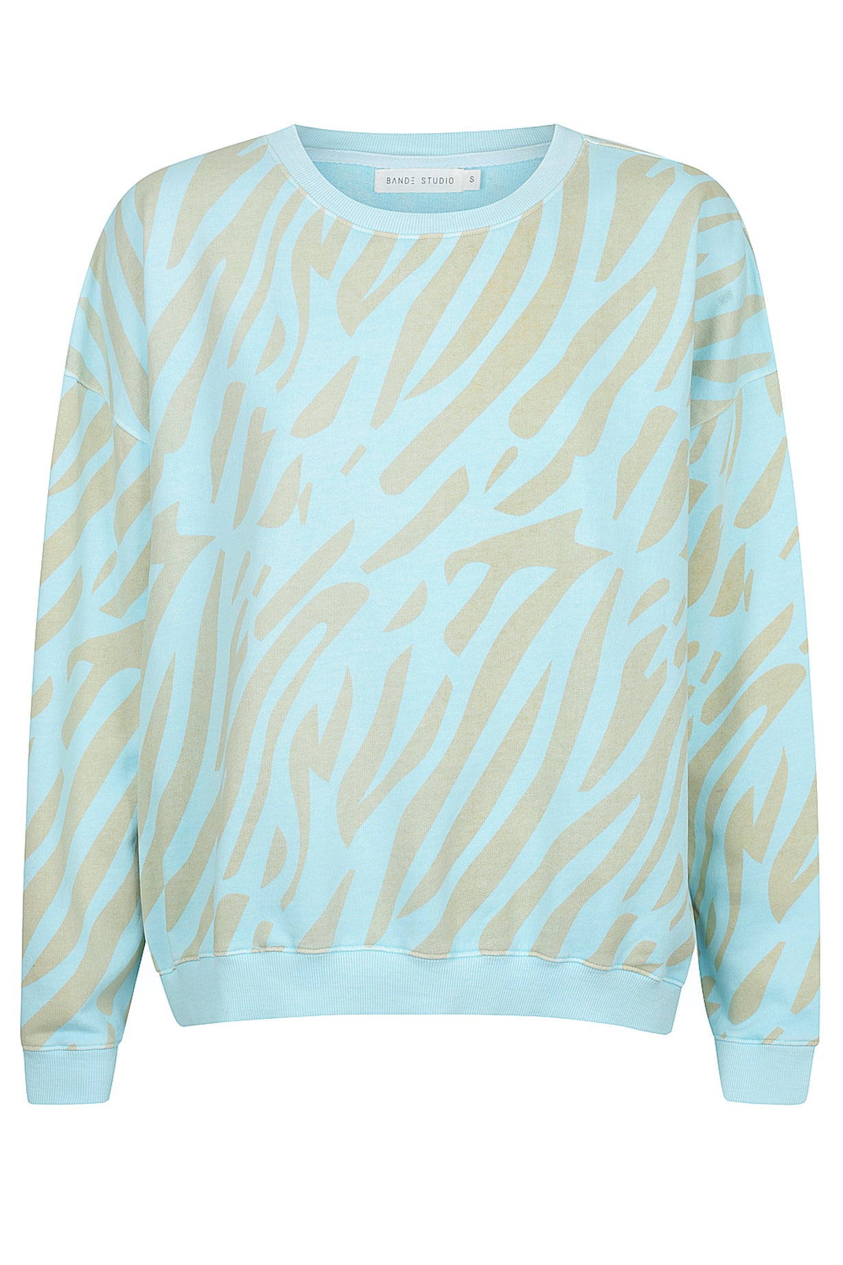 Safari Sweat - Ice Blue